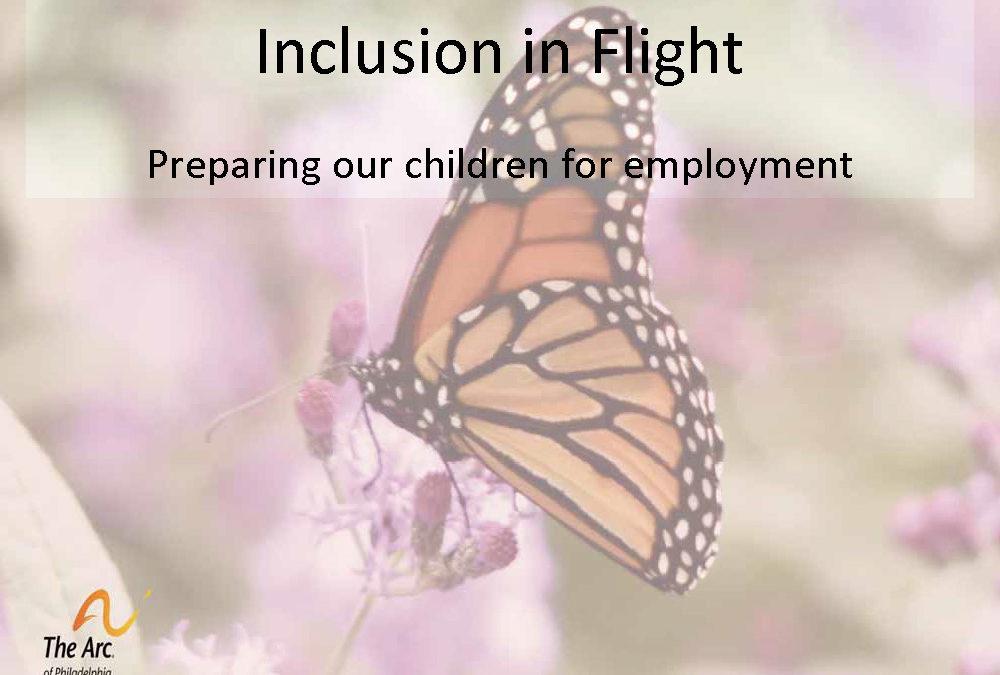 2016 Presentation- Inclusion in Flight