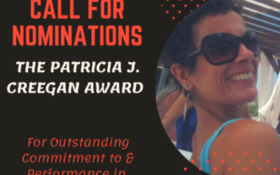Call For Nominations: Patricia Creegan Award